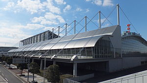 Documentaly - The band performed a tour across Japan, Sakanaquarium 2011, including a performance at the Makuhari Messe convention center (pictured).