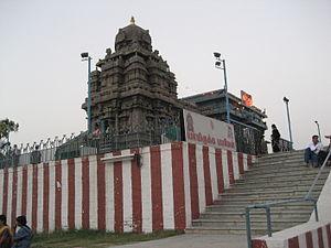 Uttara Swami Malai Temple - Sree Swaminatha Swami Temple at the Malai Mandir Complex in Delhi
