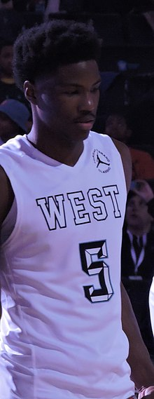 buy popular f8cf2 0f281 Malik Beasley - Wikipedia