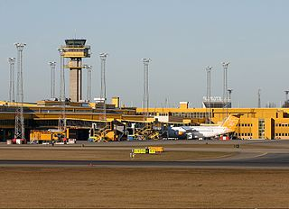 Malmö Airport airport serving the city of Malmö, Sweden