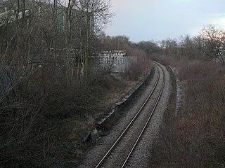 Maltby railway station