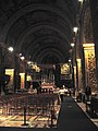 Malte La Valette Co Cathedrale Saint-Jean Nef - panoramio.jpg