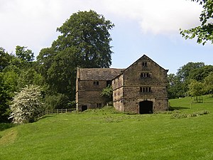 Lime-ash floor - A malthouse in Yorkshire, England, that uses lime-ash floors