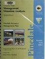 Management situation analysis - Pinedale resource management plan - preliminary draft (IA managementsituat02unse 0).pdf