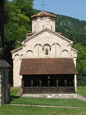Image illustrative de l'article Monastère de Klisura