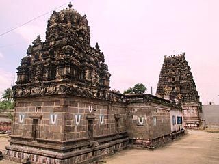 Pavalavannam temple temple in India