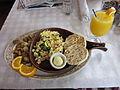 Mandeville Restaurant Broken Egg Scramble.JPG