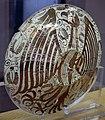 Manises, piatto in maiolica lustrata, 1450-1500 ca. 02 retro.jpg