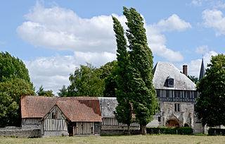 Sahurs Commune in Normandy, France