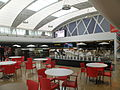 Mantri Square food court seating.JPG