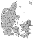 Laag vun Ringsted in Däänmark