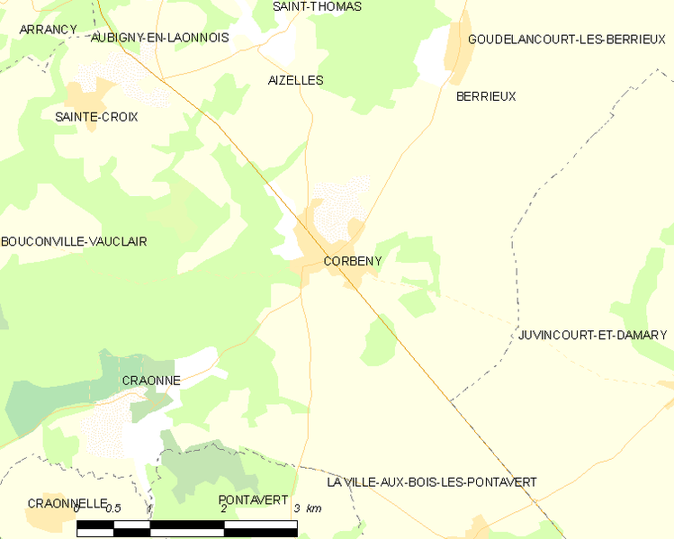 Fil:Map commune FR insee code 02215.png