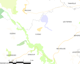 Map commune FR insee code 15059.png