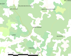 Map commune FR insee code 24233.png