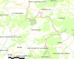 Map commune FR insee code 26210.png