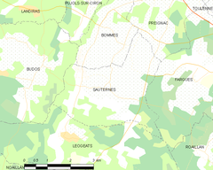 Map commune FR insee code 33504.png
