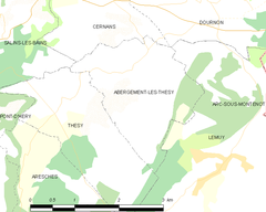 Map commune FR insee code 39004.png