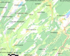 Map commune FR insee code 39297.png