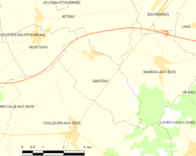 Map commune FR insee code 45301.png