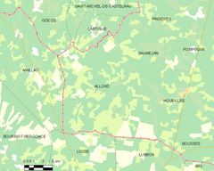 Map commune FR insee code 47007.png
