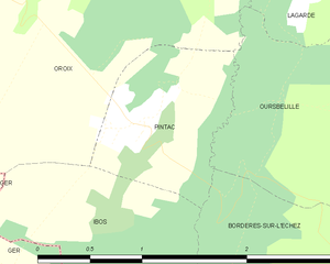 Map commune FR insee code 65364.png