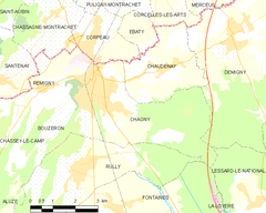 Map commune FR insee code 71073.png