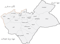 Map of Boulemane Province AR.png