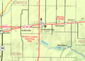 Map of Kiowa Co, Ks, USA.png