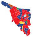 Mapa Municipios Sonora 2015 - 2018.png