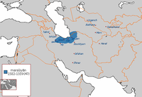 Marashiyan government 1359-1582 AD.png