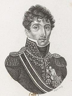 Marc Antoine de Beaumont French general
