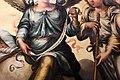 Marco c.d. bigio (forse giomo del sodoma) e niccolò sciolti, concerto d'angeli, 1548-51 (siena, opera) 03 rotolo con note.jpg