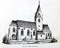 Maria Gail Pfarrkirche Zeichnung 1889 Figur 204 02.jpg
