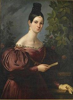 Maria Malibran French mezzo-soprano
