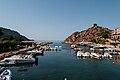 Marina in Porto, Corsica (8132772043).jpg