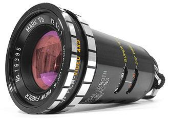 Director's viewfinder - Traditional Alan Gordon Mark Vb director's viewfinder