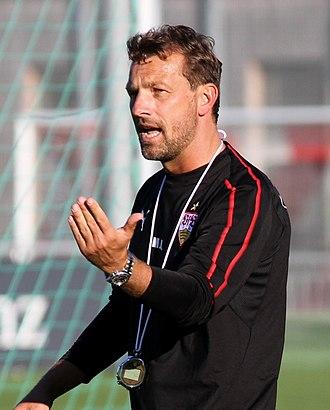 VfB Stuttgart - Head coach Markus Weinzierl