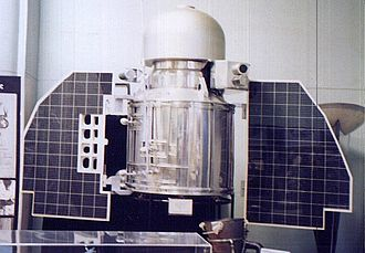 Mars 1M No.1 - A Mars 1M spacecraft