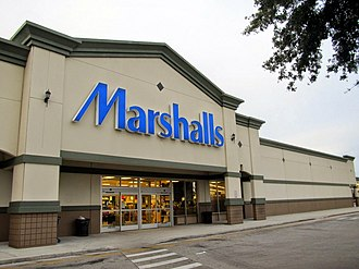 Marshalls - A typical Marshalls store in Orlando, Florida