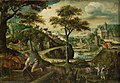 Marten van Valckenborch - Parable of the prodigal son (November).jpg