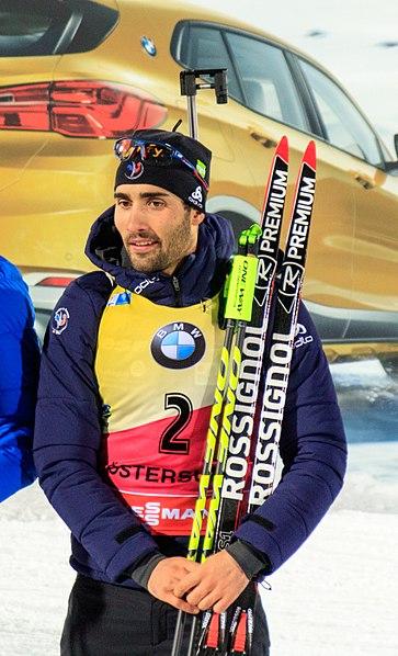 2020 Biathlon World Cup Men's Winner Predictions
