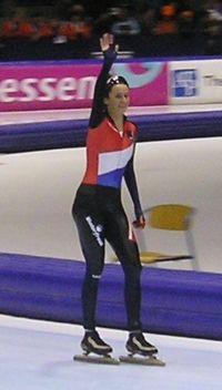 Martina Sáblíková (2006)