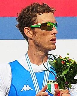 Martino Goretti Italian rower