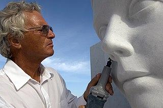 Márton Váró Hungarian sculptor