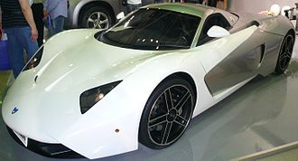 Marussia Motors - Marussia B1