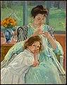 Mary Cassatt Young Mother Sewing.jpg