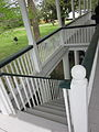 Mary Plantation House Upstairs Gallery Banister.JPG