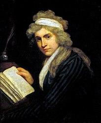 John Opie: Mary Wollstonecraft (Mrs William Godwin)