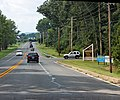 Maryland Route 231 Westbound, Hallowing Point Park, Calvert County, August 14th, 2009.jpg