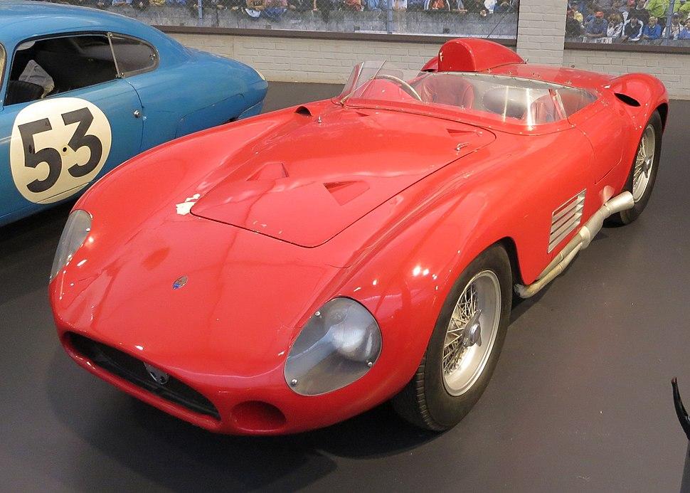 Maserati 300S 2-seater sport 1955 2993cc